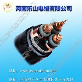 铜芯交联聚乙烯绝缘低烟无卤高阻燃电力电缆,交联聚乙烯电缆,河南乐山电缆