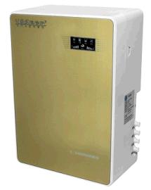 YGS-A101C拉丝金智能电脑板家用净水器
