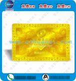 智能卡厂供应贵金属卡 会员金卡  24K纯金打造优质至尊金卡