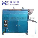 上海滚筒炒货机|大型自动炒货机|燃气多功能炒货机|瓜子花生炒货机