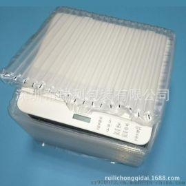 厂家定制 打印机复印机防震气柱外包装数码产品缓冲充气包装袋子