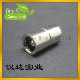 电源插座DC-083 5521带焊片 电源插座母座