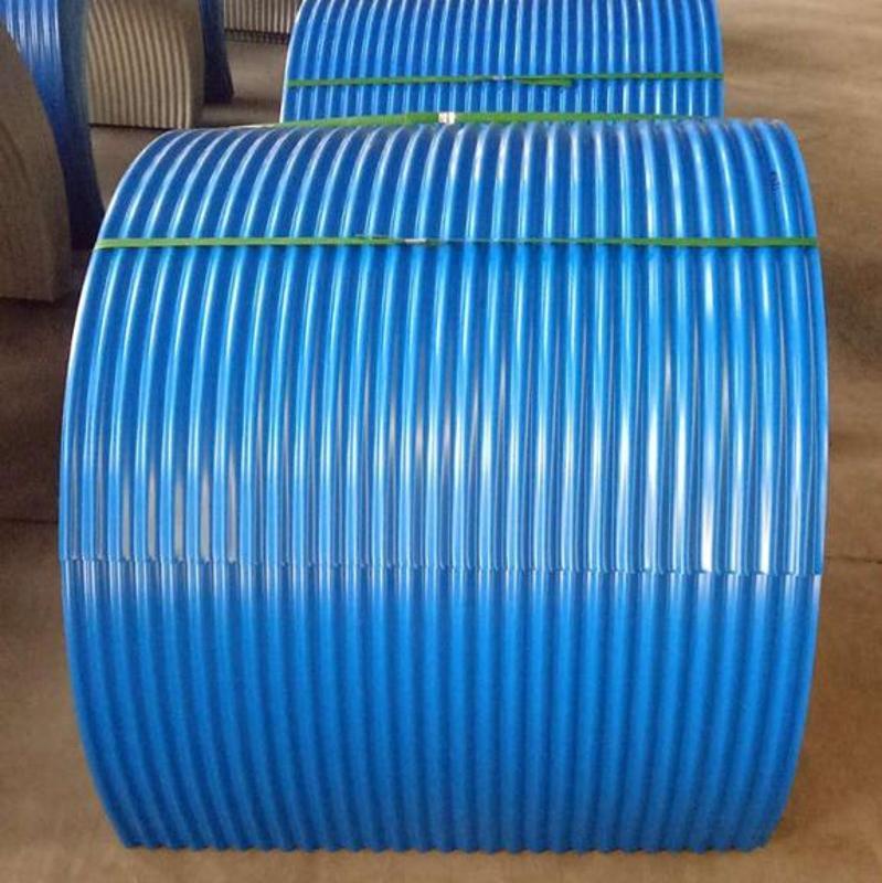胜博 YX10-32-864型单板 0.3mm-1.0mm180克镀锌压型板/耐腐蚀机器防雨罩/Q235B坲碳漆层波纹板