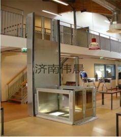 厂家专业定做 电动升降平台 别墅电梯 家用升降机