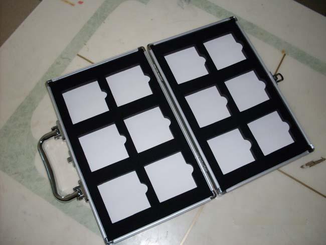 石英石樣品盒