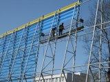 防風抑塵網、防風抑塵牆、擋風牆、防風網