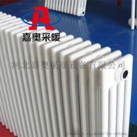 家用钢四柱钢制柱式暖气片工程用散热器-嘉奥采暖