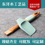 东洋木工艺 榉木木手柄 玩具配件  玩具配制品