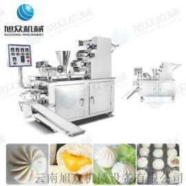 灌汤包机 上海自动灌汤包机 卷面式包子机 仿手工包子机 速冻包机