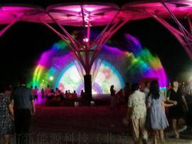 水幕電影出租提供全套水幕電影設備3D鐳射秀