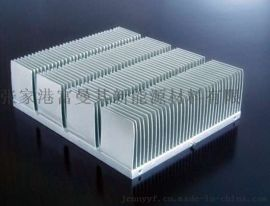厂家供应铝型材散热器可定制各类型号散热器