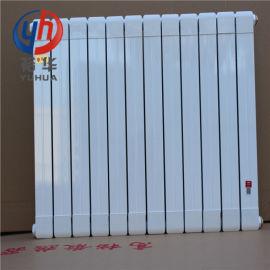 家用采暖铜铝散热器_?;猒采暖铜铝复合挂墙暖气片