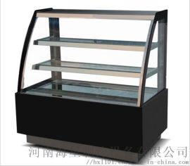 驻马店信阳哪里有卖蛋糕柜\西点面包冰箱展示柜