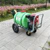 养殖场喷雾打药机 推车式汽油动力喷雾器