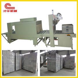 水泥板包装机 自动套膜收缩包装机