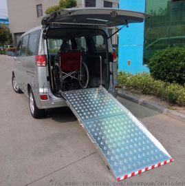 BMWR-2面包车后门手动轮椅导板装置