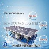 太阳能电池增氧曝气机 增氧伞形喷泉曝气机设备