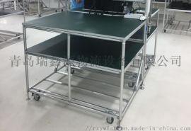 车间组装打包台检验桌流水线钳工台