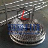 脫硫除塵塔磚瓦窯專用靜電除塵器溼式電除塵器