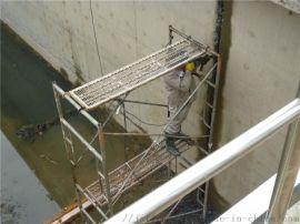 莱芜市混凝土水池裂缝补漏处理
