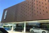 祈福醫院幕牆雕刻鋁單板 康復醫院雕刻鋁單板