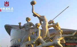成都人物雕塑廠家,公園人物雕塑、寺廟佛像定制