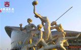成都人物雕塑廠家,公園人物雕塑、寺廟佛像定製