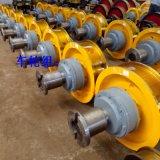 河南厂家 龙门吊车轮组 主动车轮组 被动车轮组