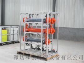 电解法次氯酸钠发生器/水厂次氯酸钠消毒设备