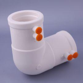 PE-RT屈弹电熔管件