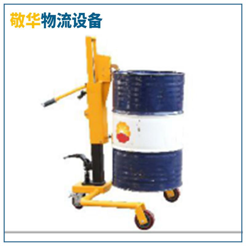 轻型手拉搬运油桶车 DT350A简易油桶搬运车