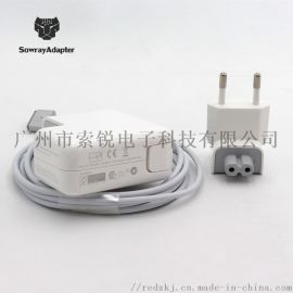 14.85V3.05A苹果45W电脑充电器