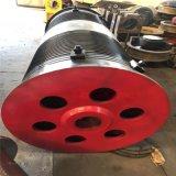 起重機雙樑捲筒組直徑500捲筒組加工定製國標捲筒組