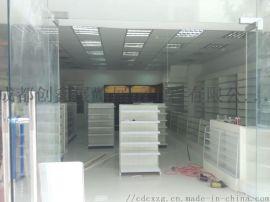 成都【药房货柜、药店货柜、药房展柜同药房货架】