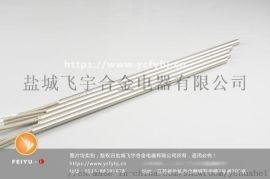 非标制造的分段加热单头电加热管