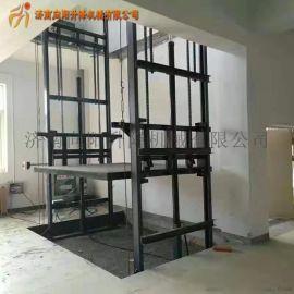 安徽液压升降货梯包装起来和电梯是一样的吗?