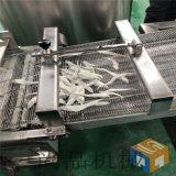 厂家供应虾仁上浆机设备 小型生产线基围虾上糠机厂家