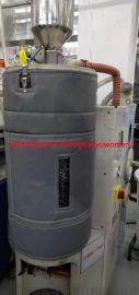 注塑机可拆卸节能设备保温套