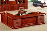 3235款2.8米油漆办公桌 胡桃木皮绿色环保家具