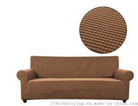 四季通用加厚摇粒绒弹力沙发套 sofa Cover  沙发套防尘沙发套