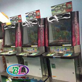 日本原装推币机 南梦宫游戏机 二手大型模拟机