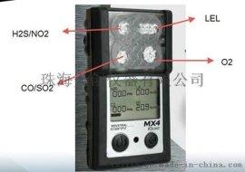 MX4 iQuad多气体检测仪,美国英思科复合式多气体检测仪,便携式多气体检测仪