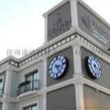 康巴丝厂家直销户外复古精致艺术大钟 田园风欧式大钟