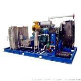 濰柴動力電廠換熱器 鍋爐檢修高壓清洗機