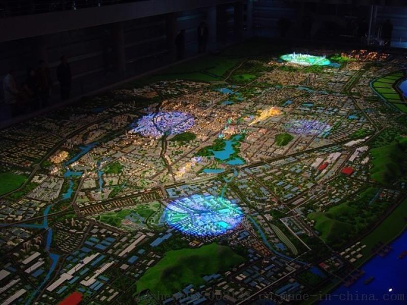 扬州模型制作公司,扬州厂区沙盘订制 工业机械模型