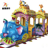 戶外新型遊樂設備 小火車 商丘童星遊樂設備廠家供應
