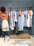高街风格洛呗一品牌折扣尾货女装直播货源哪里拿货便宜