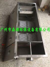 广安餐厨垃圾处理配套隔油池油水分离器生产厂家