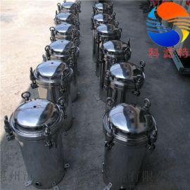 污水废水处理精密过滤器,芯式不锈钢过滤器