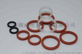 耐高温防水硅胶O型密封圈